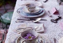 Table / by Stephanie Vogler