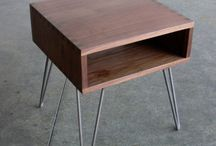 Bedside table / by Benedetta Regis