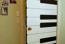 Music Rooms / by Lyndall Nevin