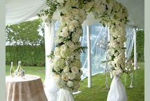 White Wedding & Events / All White Occasions / by Edwina Washington Poindexter