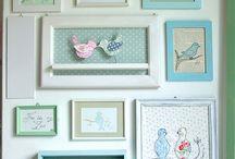 birds / by Amanda Niederhauser/Jedi Craft Girl