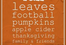 Fall / My favorite season! / by Megan Irwin