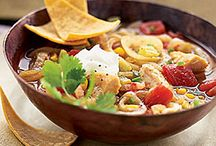 Soups/Chilis/Salads / Stay warm this with these soups, salads and chilis! / by UnityPoint Health- St. Luke's Hospital