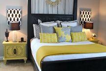 bedroom ideas / by Amanda Immel