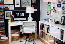 home office / by Lauren Nolan