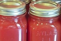 Canning and Preserving / by Dora's Digitals