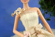 Dolls  / Dolls and dolls clothes / by Denise Beechey