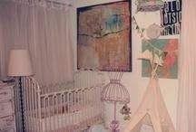 Nursery Ideas / by Jill Zeringue