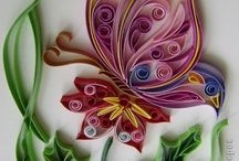 Quilling / by Titi M