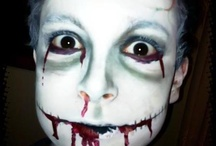 halloween make-up / by Marie MR