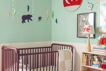 Nursery and Decor / A beautiful room to grow into  / by Caitlin Pecora