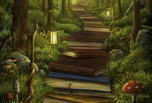 Fantasy Art / by Kerri Langlais-Emilian