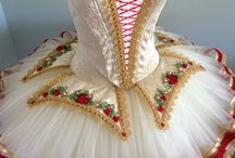 Tutu and costume ideas / by Melinda Roell