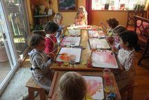 Home school / by Kate Apanui
