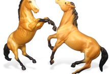 Breyer horses / I LOVE breyer horses and Peter stones. There is a verity of both in this board and resin models too!  / by Hailey Nicolls