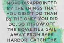 Quotes / by Erin Carroll