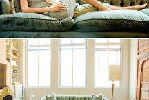 Couches / by Diane Levine Winer
