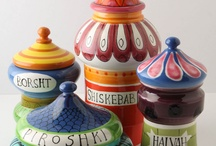 Cookie Jars / by Cecilia Bauerkemper
