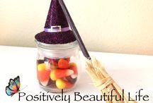 Halloween ideas / by Amanda Hewitt