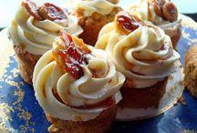 Banana cupcakes / by Sheryl Belgarde