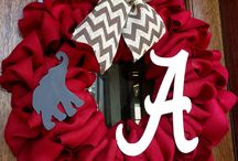 BAMA! / by Tiffany Reagan