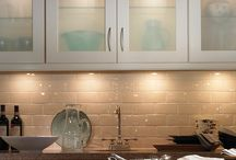 Kitchen Lighting / Creative ways to control your kitchen lighting / by Lutron Electronics