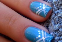 nail design / by Connie Wicker