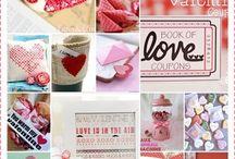 Valentine's / by Leah Teran