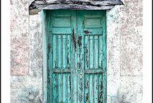Doors and windows / by Teri Garritson