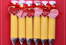 Valentines & Love / by Heather Salvucci Gifford