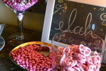 Baby Shower Ideas / Candy Bars for your baby shower / by CandyStore.com
