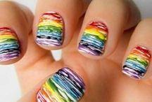nails! / by Shaniqua Goodridge