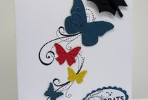 Stamping - Graduation / by Melanie Simington