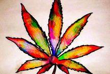 Cannabis Art / by YesWeCannabis