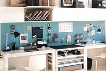 office / by Helene Tsouloupas
