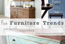 Furniture crafty / by Regina Calhoun-Bray