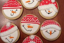cookie ideas / by Heather Becker