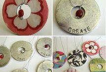 Crafty DIY ideas / by Misti Gray