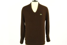 Men's Sweaters / by Apparel Vintage