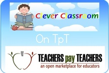 Contact Clever Classroom and Find us / Contact Emma regarding collaborative boards, a Clever Classroom resource or Teachers Pay Teachers. Find Clever Classroom on the net! :) / by Clever Classroom