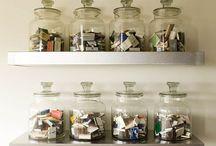Organized / by Jodi Mellin Interior Design