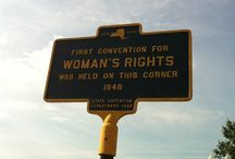 Where we've been and where we have yet to go / This is a board to celebrate important firsts for women in politics and motivate us to keep reaching further.  / by Women Winning In the Nation