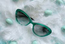Aqua / A sneak peek of our latest collection Aqua. / by Vogue Eyewear