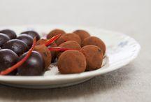 Chocolates Navideños.... / by Carmen-Zita del Valle Padilla