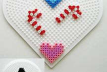 Perler beads / by Janet Hindt
