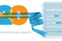 AD Newsletters / by Amazing Discoveries