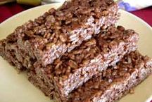 """Because I Think Fancy Rice Krispie Treats Will be the Next """"Thing."""" / by Naama Haviv"""
