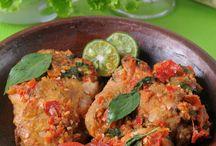 Indonesian food / by Lia Siebert