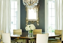 Dining Room Inspiration / by Melissa Forrester