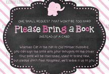 A little Haag / Baby shower pinspiration / by Nicole Baugher
